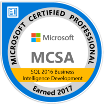 MCSA+SQL+2016+Business+Intelligence+Development+2017-01